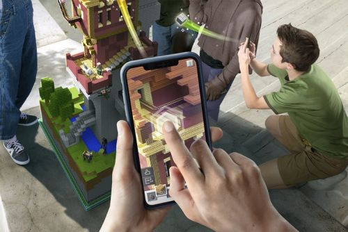 Minecraft Earth mobile AR game official, plans to turn your neighbourhood into blocks