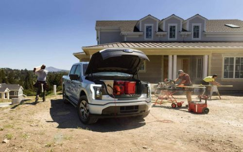 Ford teases new EV roadmap as F-150 Lightning hits 100k reservations