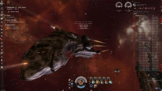Eve Online 'Project Nova' shooter canceled, new shooter in development