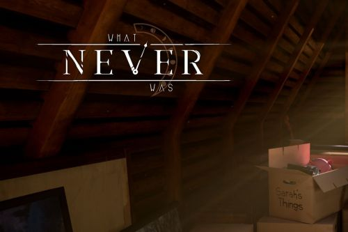 What Never Was is a somber Myst-like adventure that leaves you wanting more