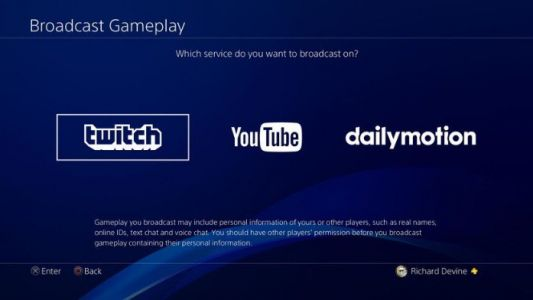 What do I need to stream games from my PlayStation 4?