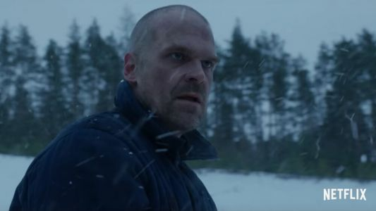 STRANGER THINGS 4 Teaser Trailer Reveals That Hopper is Alive and in the Soviet Union