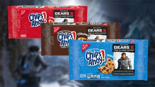 Gears 5 bakes up Chips Ahoy cookie deal for exclusive game content