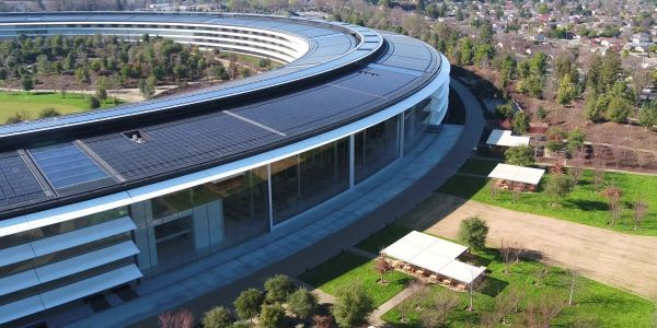 Check out the beautifully minimalist bikes Apple designed for its $5 billion campus
