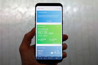 You can pre-order an unlocked Galaxy S8 or S8+ right now