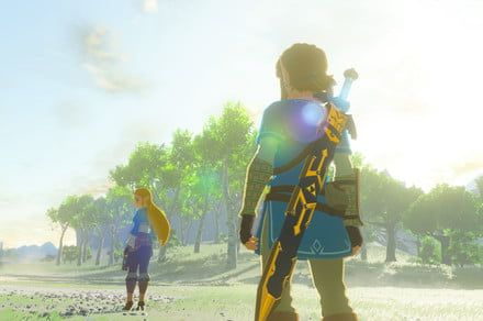Nintendo reveals 'The Legend of Zelda: Breath of the Wild' DLC 'The Champions' Ballad' is out now