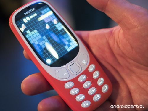 Nokia 3310 3G will be available in the U.S. for $60 later this month