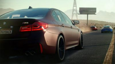 Gamescom 2017:  Need for Speed Payback s'offre la BMW M5