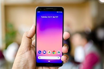 Like the iPhone, the Google Pixel 4 could have support for dual SIM cards