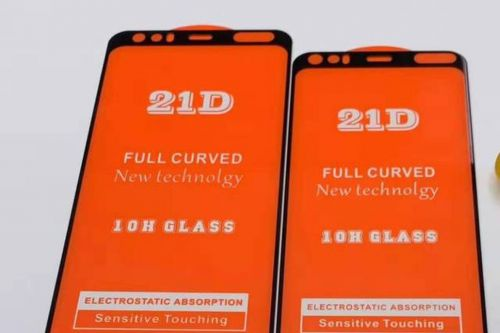Pixel 4 screen leak show off large forehead bezel