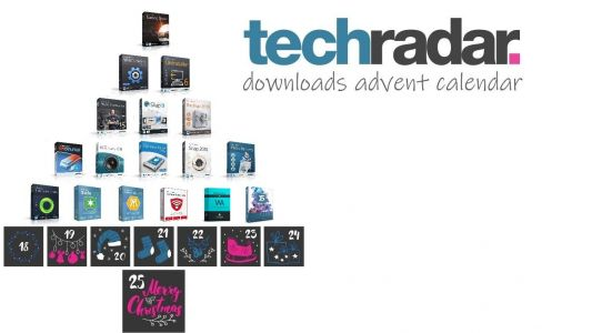 TechRadar's downloads advent calendar: get Incomedia WebSite X5 Start 17 free