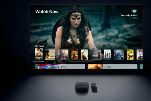 Apple TV's universal search expands to include Oxygen and BBC America