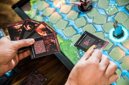 The PlayTable blockchain console brings digital board games back to the tabletop