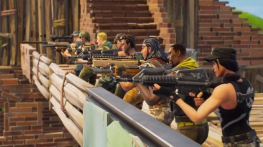 Fortnite 3.5 content update is now live: Here's what it adds
