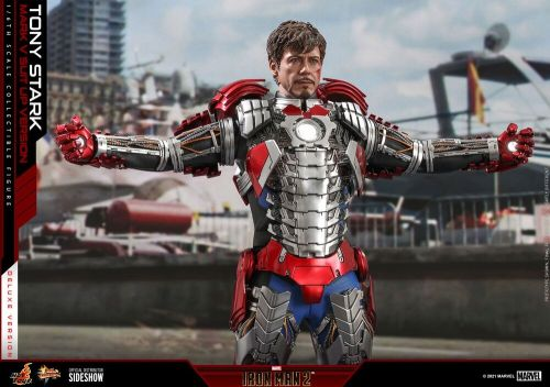 Hot Toys Launches IRON MAN 2 Tony Stark Collectible Figure