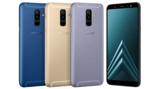 Samsung Galaxy J6, Galaxy J8, Galaxy A6 and Galaxy A6 Plus launched in India