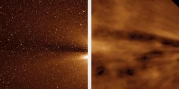 Discovering Structure in the Outer Corona