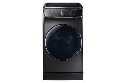 Samsung WV9900 FlexWash washing machine review