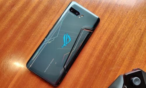 Asus ROG Phone 2 with 120Hz AMOLED screen & Snapdragon 855 Plus launched in India