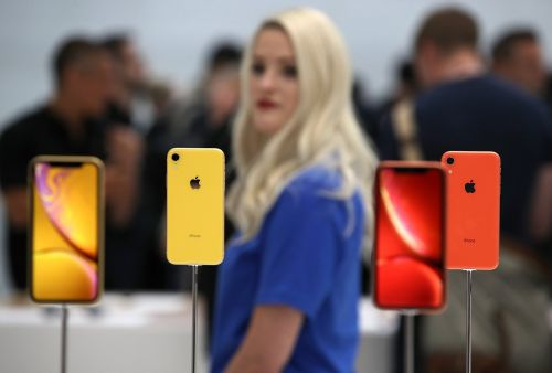Millennials are loading up on Apple despite waning iPhone demand