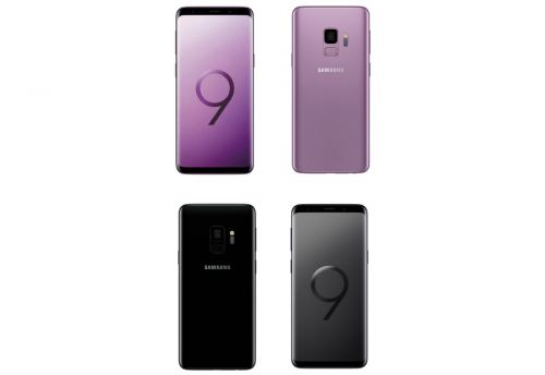 Additional Press Renders Leak For Galaxy S9, Galaxy S9 Plus