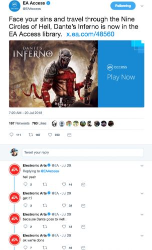 EA Access Adds Another Game On Xbox One