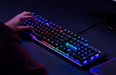 SteelSeries' new keyboard ensures you never miss a Discord alert