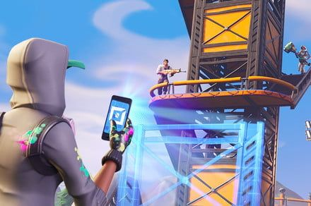 'Fortnite' adds sword from 'Infinity Blade,' which disappears from App Store