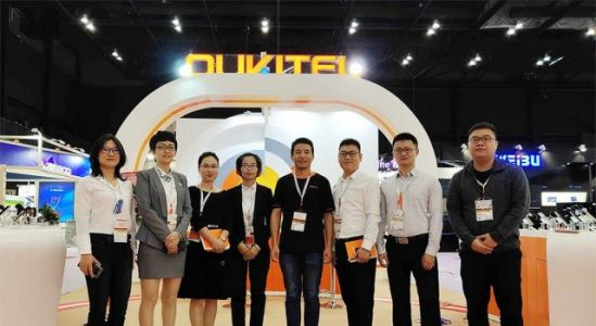 OUKITEL reveals all the main specs of the new phones at HK Expo event
