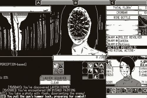 World of Horror is a creepy, retro, and completely hypnotic horror game