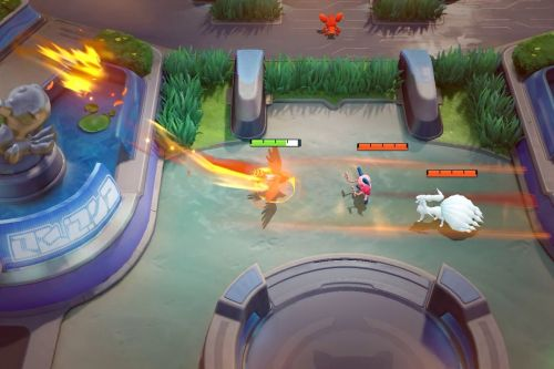 Pokémon Unite will launch first on Nintendo Switch in July