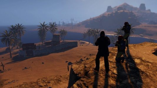 PC survival game Rust is coming to Xbox sometime in Spring 2021