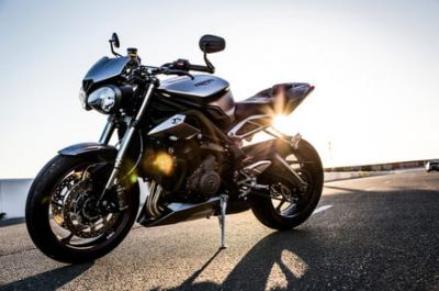 2018 Triumph Street Triple family hits the roads with more powerful engines