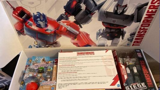 Check Out These New Transformers Toys Available for the Christmas Season!