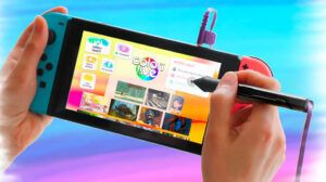 Colors Live is coming to the Switch through Kickstarter