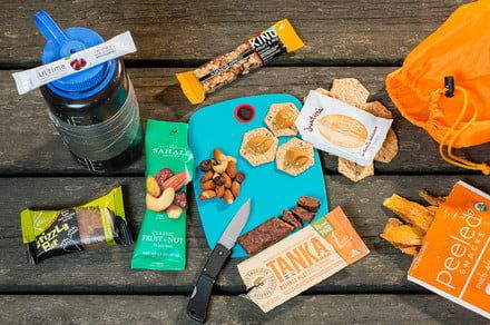 Monthly subscription box Trailfoody ships tasty foods to lovers of the outdoors