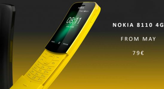 Nokia 8110 4G gets TENAA's nodding, could launch in China soon