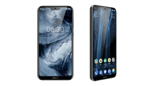 Nokia launches the notch-toting Nokia 6.1 Plus and 5.1 Plus in India