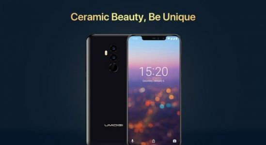 UMIDIGI Z2 Pro coming soon with luxury ceramic edition and upgraded camera