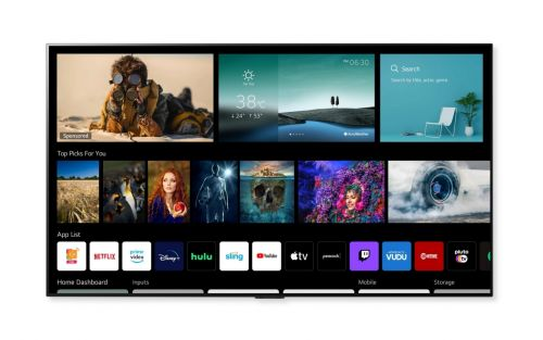 LG webOS TV platform is now available for other TV manufacturers