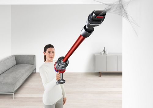 The V10 is Dyson's newest cordless vacuum, and it's on sale at its lowest price ever