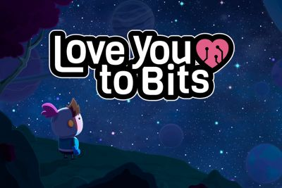 Love You to Bits is a charming tale of reconstructed love