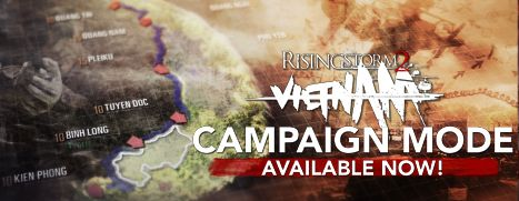 Free Weekend - Rising Storm 2: Vietnam, save 67%