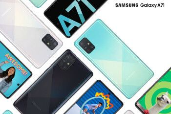 Verizon's Galaxy A71s UW to be released with Snapdragon 765 as its cheapest 5G phone