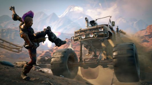 Download Rage 2 for free on your PCs - just for today!
