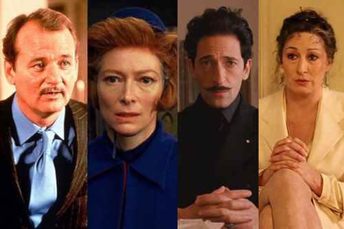 The actors who have appeared in the most Wes Anderson films - from Bill Murray to Owen Wilson