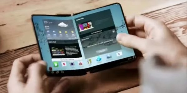 Samsung's foldable phone will reportedly have a 7-inch screen and a secondary display