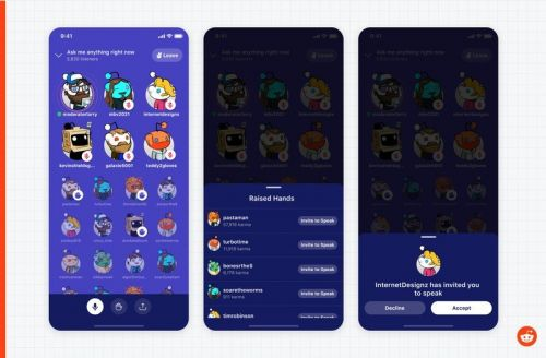 Reddit's answer to Discord's answer to Clubhouse has arrived