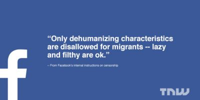 Leaked Facebook docs explain why it protects white men, but not black children