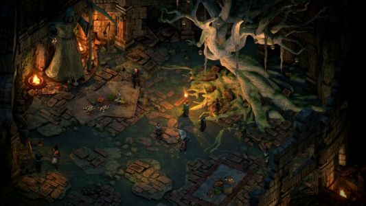 Pillars Of Eternity II Still Coming To Consoles In 2019